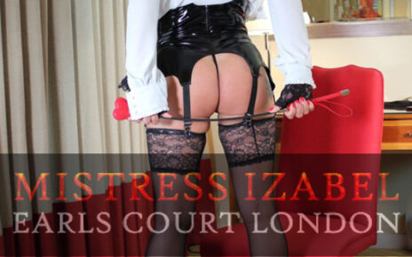 Earls Court Mistress Izabel