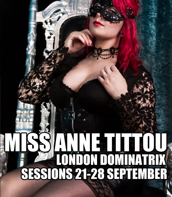 London Mistresses - Miss Anne TittouLondon Mistresses - Miss Anne Tittou