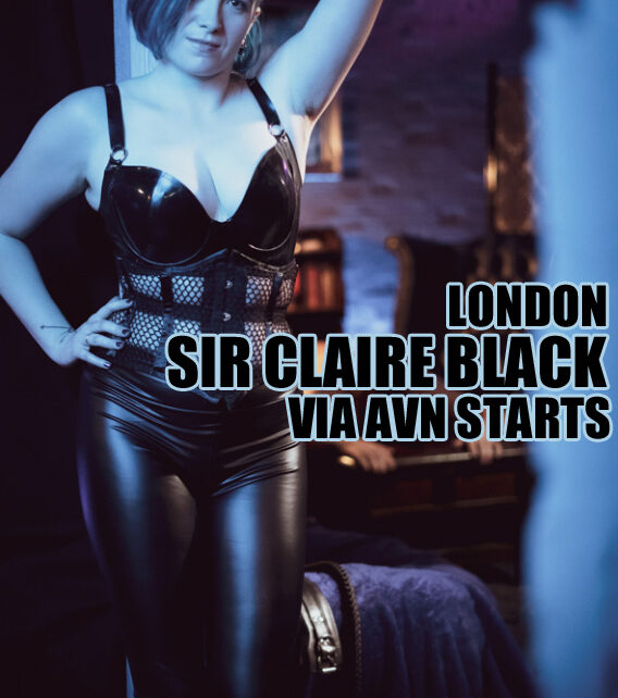 London Sir Claire Black
